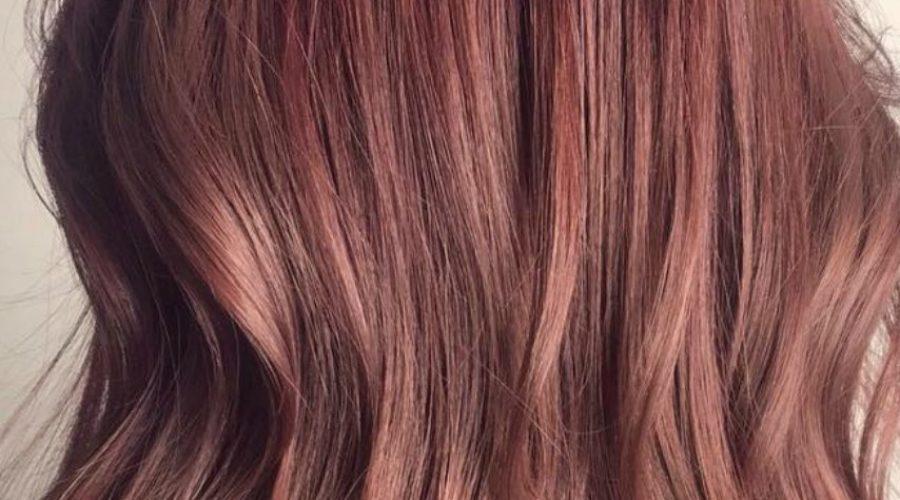 Strawberry Brunette